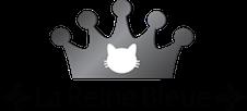 La Reine Bleue Retina Logo